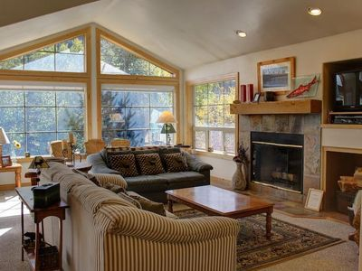Photo for Beautiful Family Friendly home with incredible Views of Baldy - 4 brm/3 bath