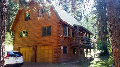 Photo for Beautiful Jug Handle Estates Cabin, 4 Bedrooms, 3 Baths on 3 Levels.  Sleeps 8