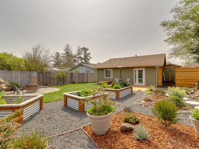 Photo for NorCal Garden Casita - Inviting Inside & Out - Near Beaches & Redwoods