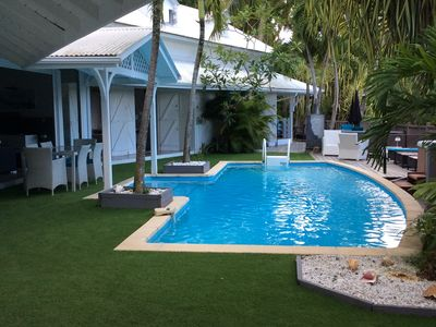 Photo for 6BR House Vacation Rental in Le Gosier, Grande-Terre