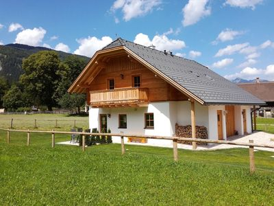 Photo for Beautiful chalet near the slopes in the village Mauterndorf, in the Lungau