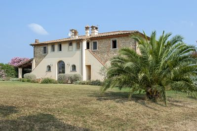 Our faly house from XVII century.