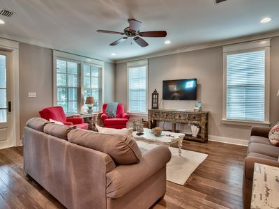 Photo for Watersound West Beach Relaxing Family Retreat w/Pool and Beach Access!