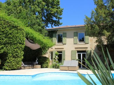 Photo for Guest house, pool, area of Romans-sur-Isère; weekly or monthly rental