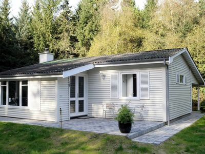 Photo for Comfortable Holiday Home in Ans Denmark with Barbecue