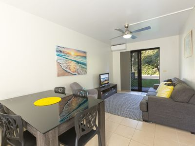 Photo for 2BR Apartment Vacation Rental in Sawtell, NSW