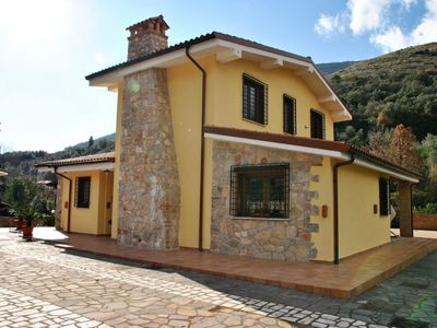 Photo for House 1.4 km from the center of Itri with Internet, Parking, Washing machine (751316)