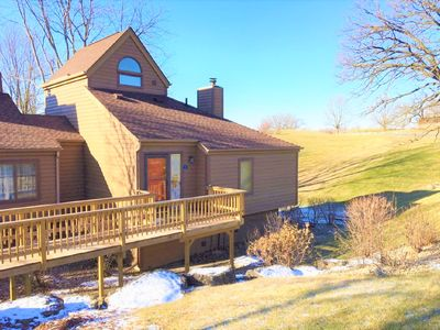 Photo for 4BR Townhome Vacation Rental in Galena, Illinois
