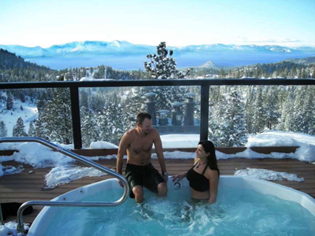 Incredible Ridge Lake Tahoe Resort Ski In Vrbo