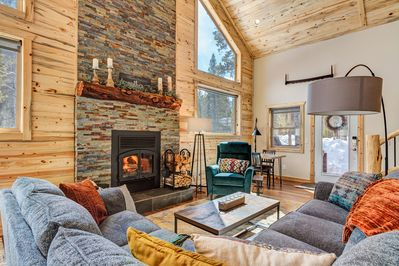 Comfy and inviting Great Room will be your center of activities.