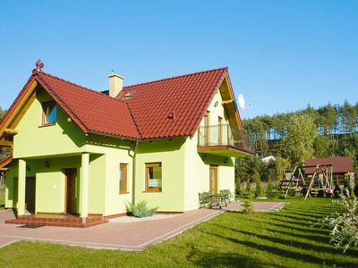 Photo for holiday home, Lakie  in Kaschubische Seenplatte - 10 persons, 5 bedrooms