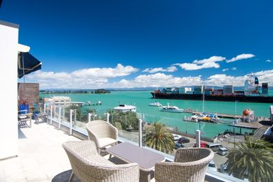 Penthouse 39, Nelson Waterfront Holiday Home