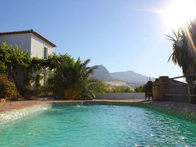 Photo for Farmhouse In Privileged Location, with private pool and established gardens.