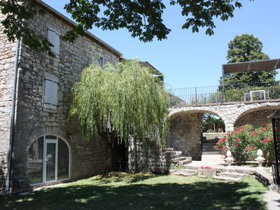 Photo for Le Chassezac 3-star gîte in southern Ardèche