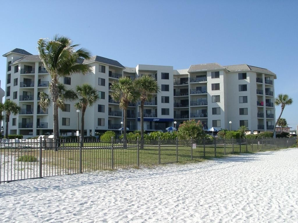 Vacation Condo Rentals Near St Pete Beach