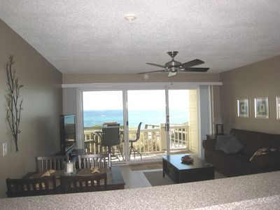 Photo for Amazing 1 bedroom directly on the beach!