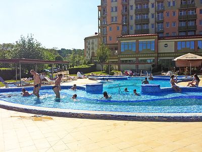 Photo for Apartment Karos Gold Wellness Apartman 813  in Zalakaros - Thermal, Thermal - 5 persons, 2 bedrooms