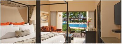 Photo for Suite at Dreams Hotel Puerto Aventuras (all inclusive)