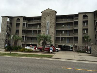 Photo for Beautiful Ocean Front Condo. 404