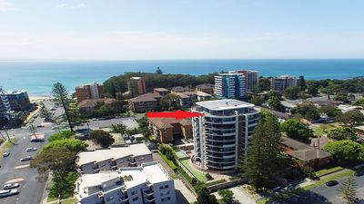 Photo for Twin Pines P1 - Penthouse in Forster!