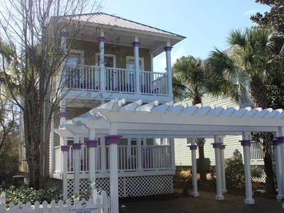 Photo for Beach side of 30A. Perfect Family Retreat!!!