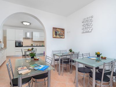 """Photo for Spacious Holiday Home """"Borgo San Pietro"""" with Wi-Fi, Balcony; Parking Available"""