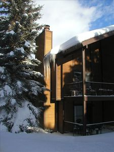 Photo for LUXURY CONDO AT BASE OF THE CANYONS-WALK TO LIFT-2bdrm/2bath