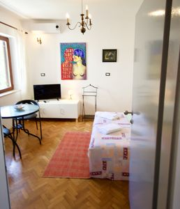 Photo for Cosy & Quiet Studio for 2 - best location - 250m from beach,
