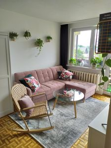 Photo for Apartment full of flowers in the center - 3 minute walk to Krupówki