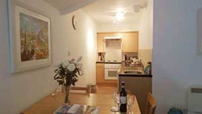 Photo for 1BR Apartment Vacation Rental in 3/3 Porteous Pend, Scotland