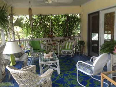 Photo for AVAILABLE LABOR DAY/pet friendly//close to both beaches /amazing p