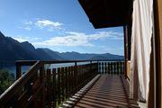 Charming house with prefect views overlooking Lago d Iseo, Monte Isola
