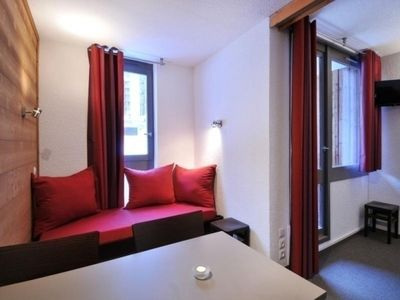 Photo for Apartment Plagne Bellecôte, studio flat, 4 persons