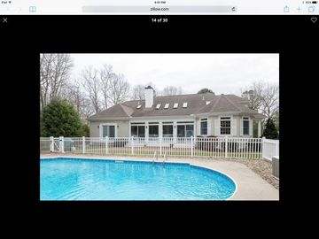 Luxurious Heated Pool Home Close to Village