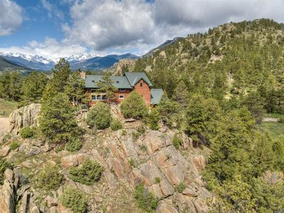 Photo for Sleeps 8, 3 bedrooms, 3 bathrooms. No pets allowed.  Amazing Top of the Mountain Views!
