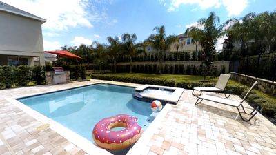 Photo for Enjoy Orlando With Us - The Encore Club Resort (No Amenities) - Feature Packed Contemporary 6 Beds 5.5 Baths Villa - 5 Miles To Disney