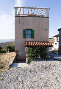 Photo for Small, soulful, Istrian style house with 2 bedrooms, attic and terrace in Istria