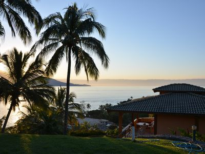 Photo for Apts and House in Siriúba - Ilhabela - Spectacular panoramic view to the Sea.