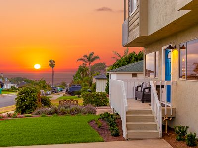 Photo for Remodeled Spacious Home, Just a Short Walk to Sunset Cliffs!