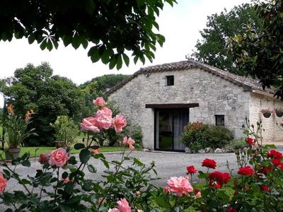 Photo for 1BR House Vacation Rental in Montcuq-en-Quercy-Blanc