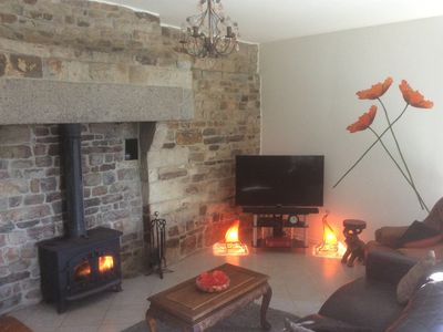 Photo for Spacious Well Equipped Cottage With fantastic countryside views