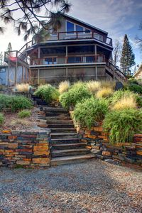 Photo for Spacious Lakefront Cabin. Just Steps To The Water. Perfect For Larger Families.