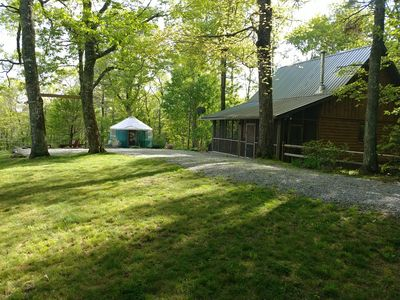 Photo for Welcome to Rovers Retreat - Very Private 1/2 Acre Fenced Pet Friendly Property