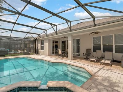 Photo for Luxury Home Closest Disney Resort! 5 BR 5 BA & Private Pool Clubhouse/Waterpark