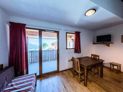 Photo for Residence Le Pra Palier *** - 2 rooms 4/6 people