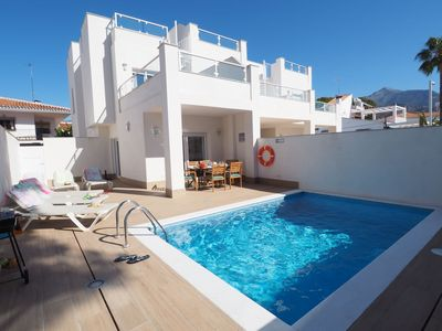 Photo for Nerja Paradise Rentals - Villa Bonilla