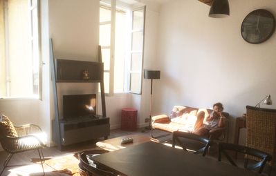 Photo for 1BR Apartment Vacation Rental in Nîmes, Occitanie