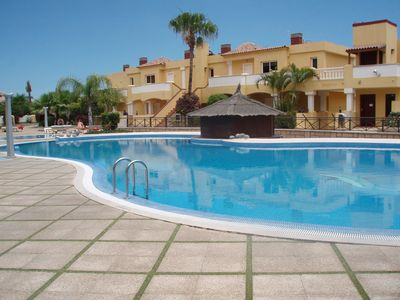 Photo for Large luxury 1 Bedroom apartment with sea views
