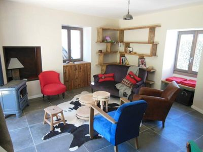 Photo for Chalet Champagny-en-Vanoise, 4 bedrooms, 10 persons