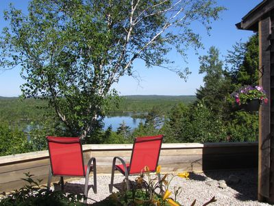 Photo for 1BR Chalet Vacation Rental in Italy Cross, NS